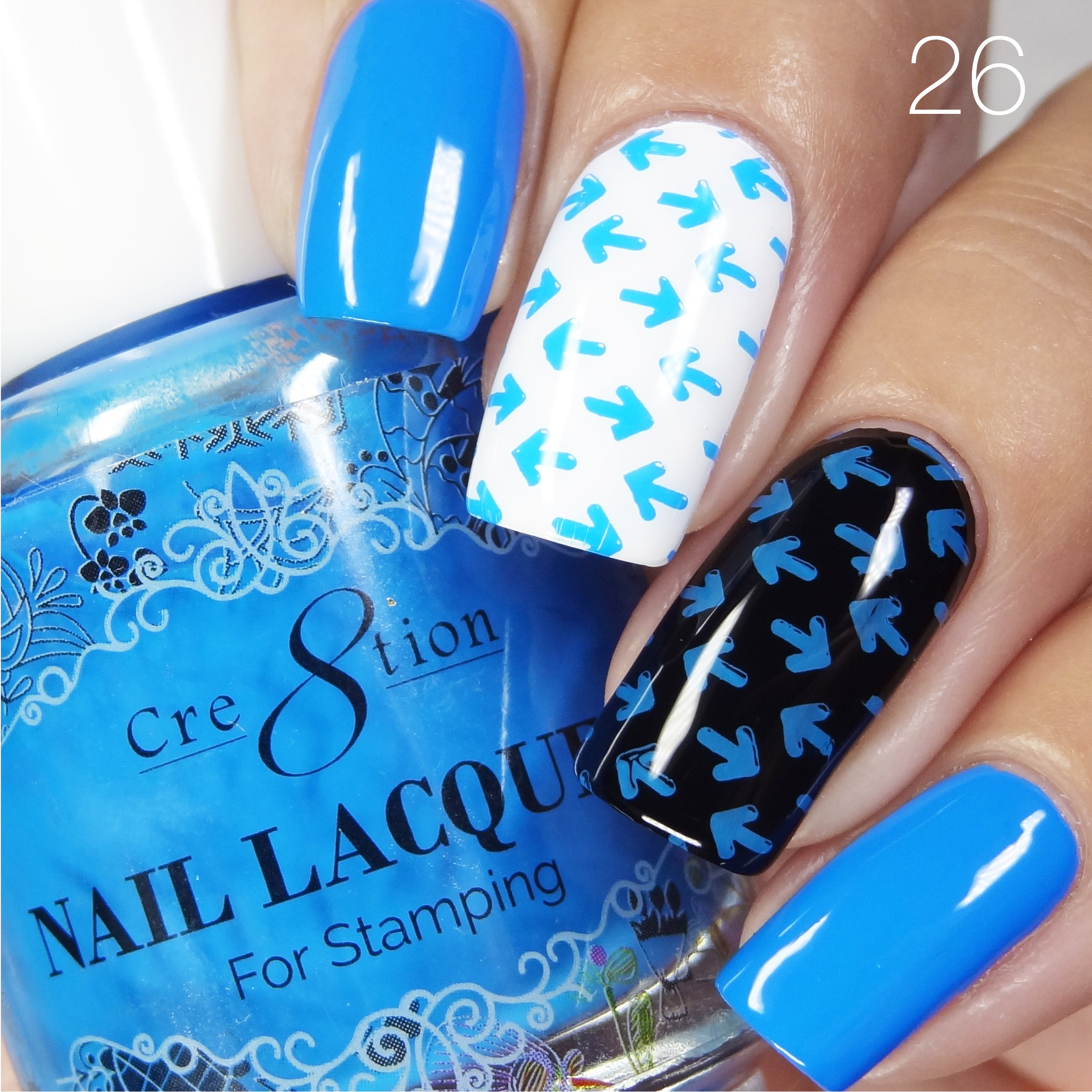 Cre8tion - Stamping Nail Art Lacquer 26