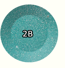 Chisel Nail Art - Dipping Powder - 2B - 2oz.