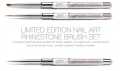 Harmony - Rhinestone Nail Art Brush Set [Limited Edition]