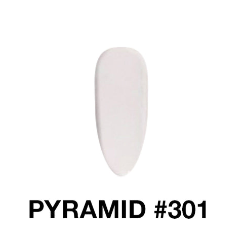 Pyramid  2 in 1 - Acrylic / Dip Powder 2 oz - Private color 301 To 372