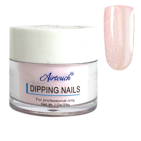 Airtouch - Dipping Powder - #007 Sparkling Pink