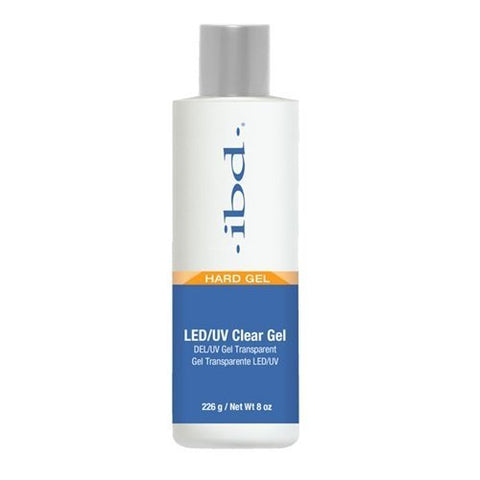 IBD LED/UV Gels Clear Gel 8oz