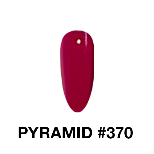 Pyramid Trio Matching Colors - Private color 301 To 399