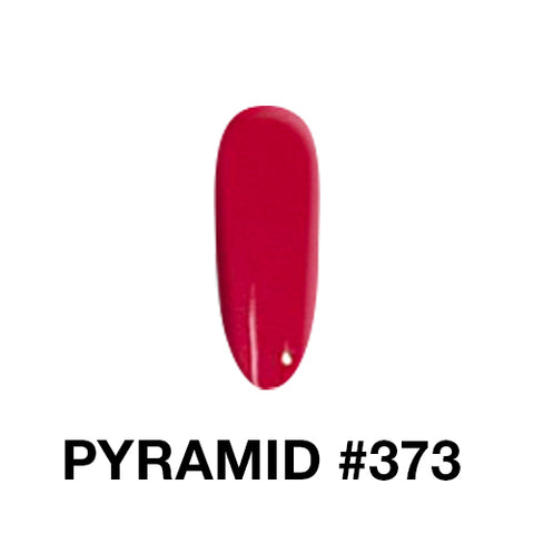 Pyramid  2 in 1 - Acrylic / Dip Powder 2 oz - Private color 373 To 444