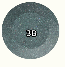 Chisel Nail Art - Dipping Powder - 3B - 2oz.