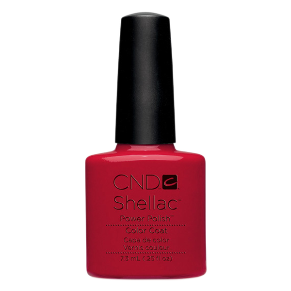 CND Shellac - Soak Off Gel .25 oz - Wildfire