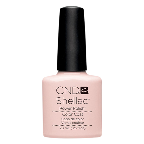 CND Shellac - Soak Off Gel .25 oz - Beau