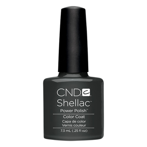 CND Shellac - Soak Off Gel .25 oz - Asphalt