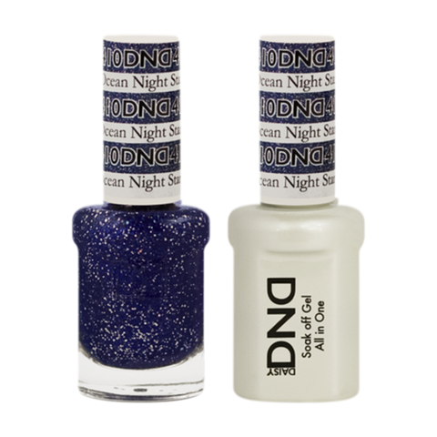 Daisy DND - Gel & Lacquer Duo - 410 Ocean Night Star