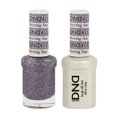 Daisy DND - Gel & Lacquer Duo - 409 Grape Field Star