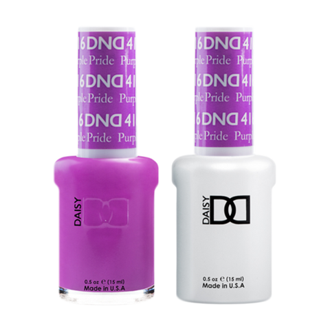 Daisy DND - Gel & Lacquer Duo - 416 Purple Pride