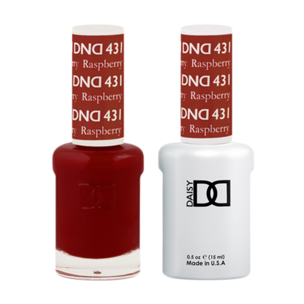 Daisy DND - Gel & Lacquer Duo - 431 Raspberry