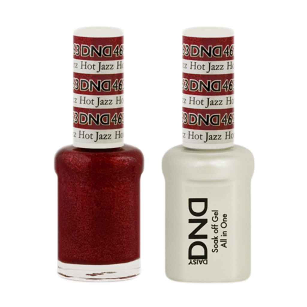 Daisy DND - Gel & Lacquer Duo - 463 Hot Jazz