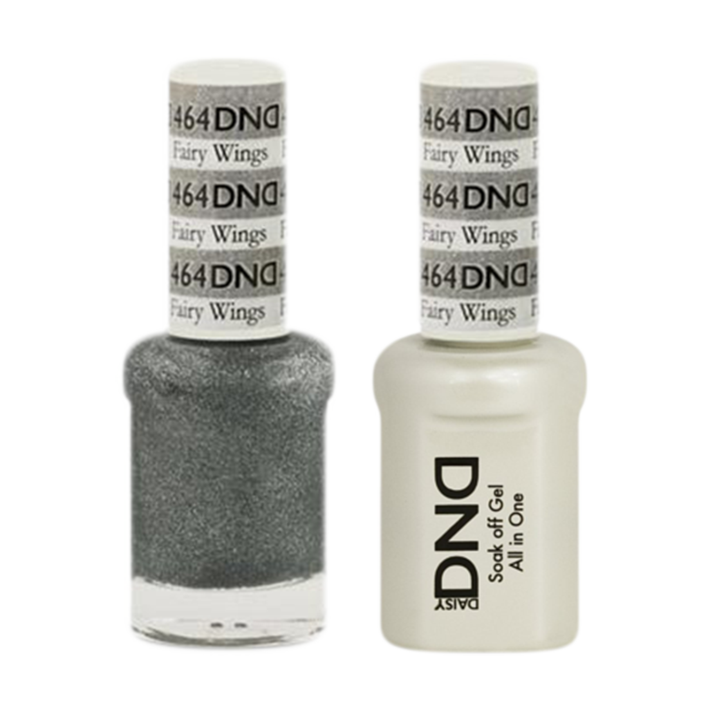 Daisy DND - Gel & Lacquer Duo - 464 Fairy Wings