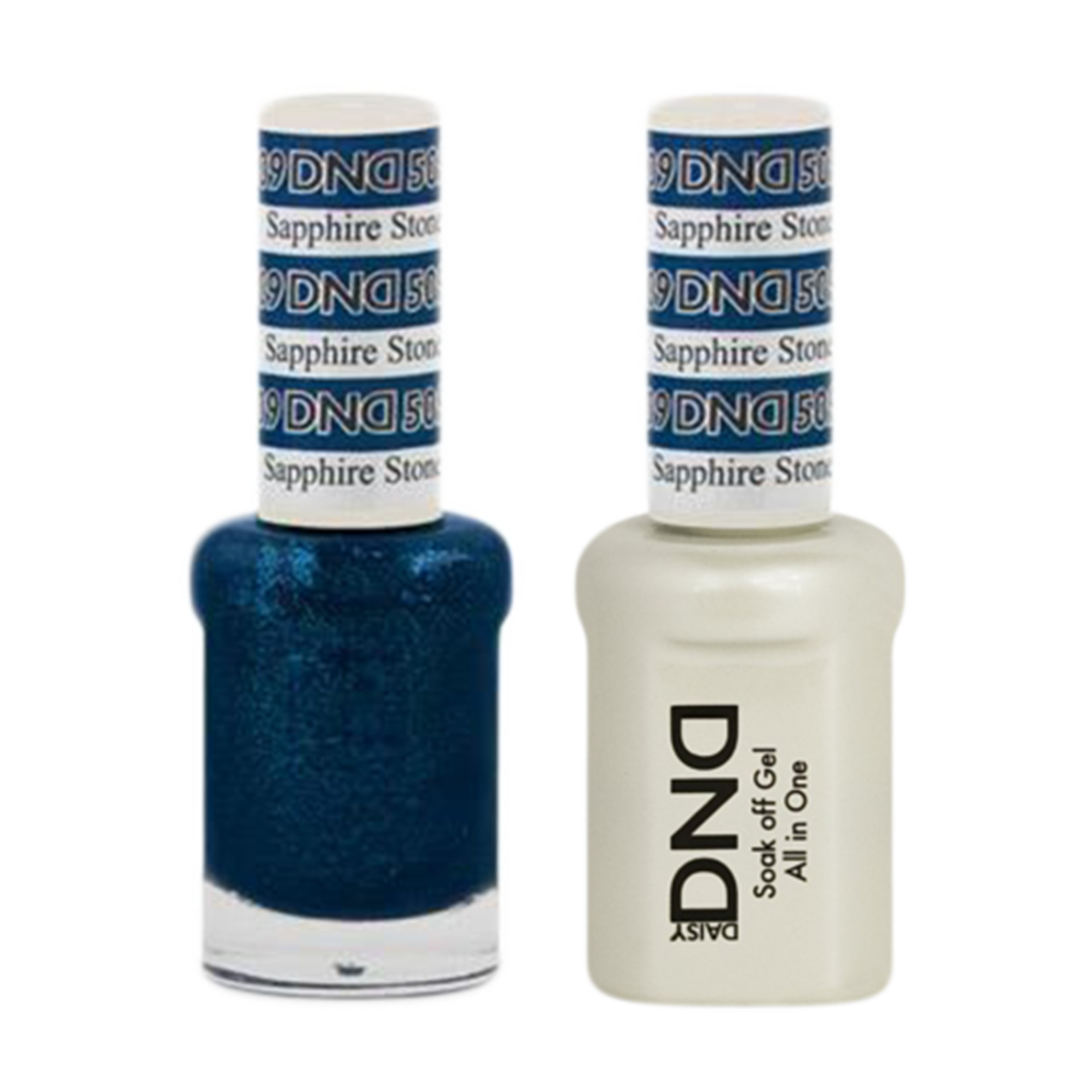Daisy DND - Gel & Lacquer Duo - 509 Sapphire Stone