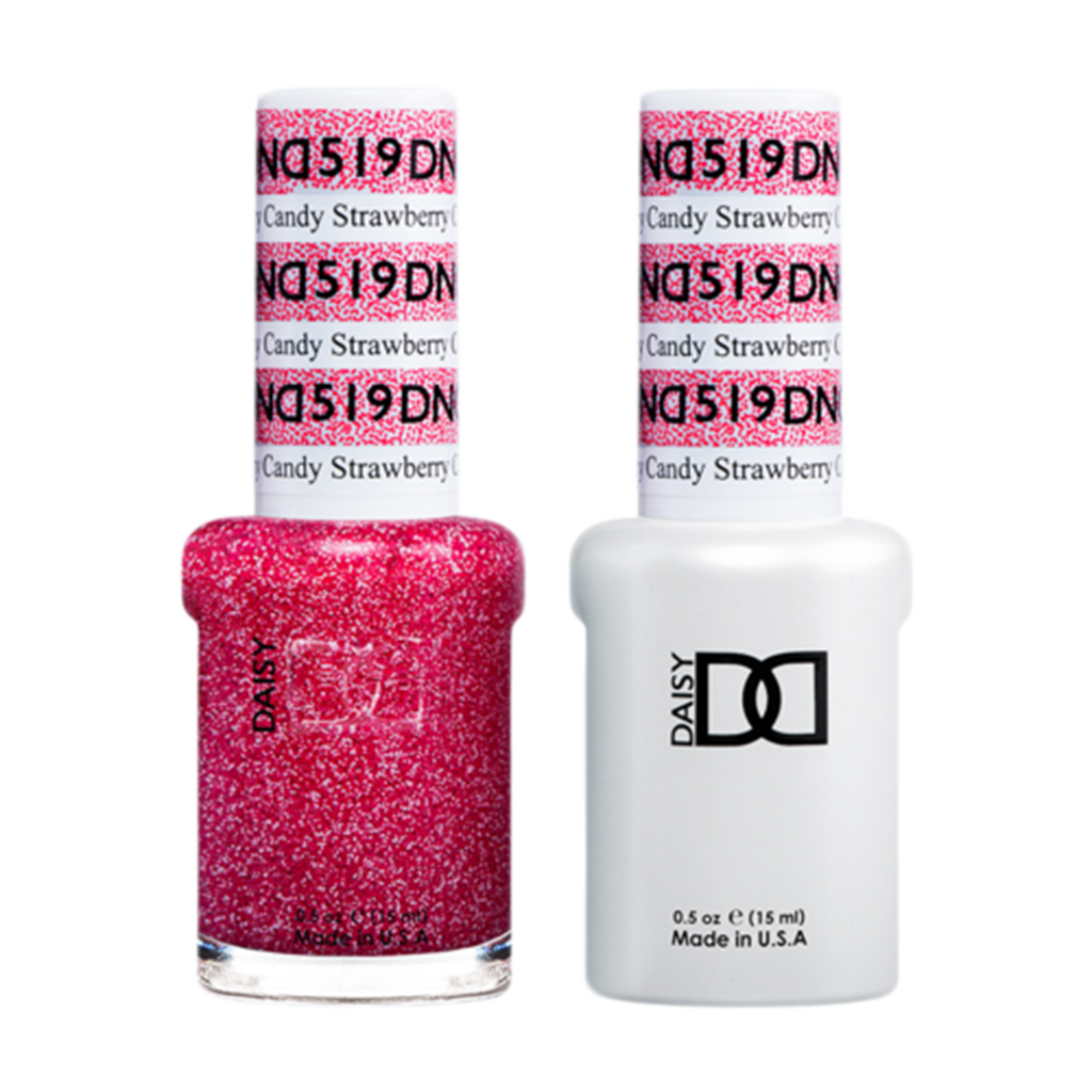 Daisy DND - Gel & Lacquer Duo - 519 Strawberry Candy
