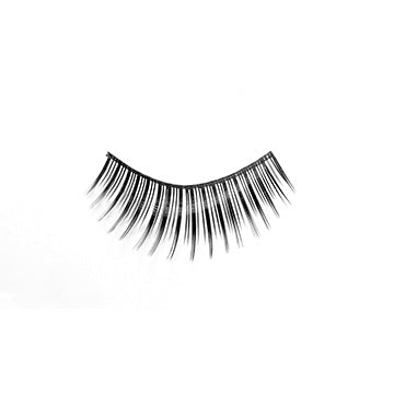 Hami Cosmetics - Eyelashes - Black #54