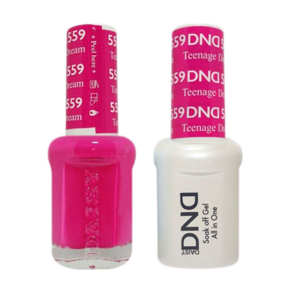 Daisy DND - Gel & Lacquer Duo - 559 Teenager Dream
