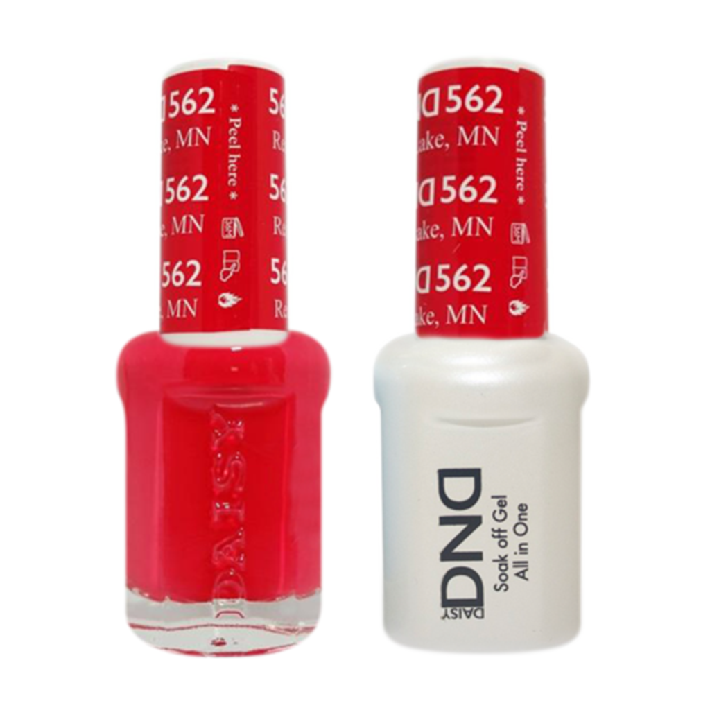 Daisy DND - Gel & Lacquer Duo - 562 Red Lake, MN