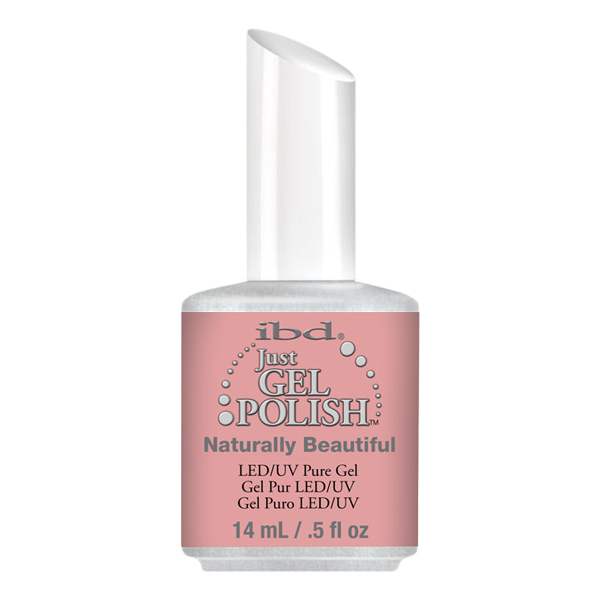 IBD - Just Gel Polish .5oz - Naturally Beautiful