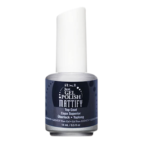 IBD - Just Gel Polish .5oz - Mattify Top Coat