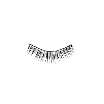 Hami Cosmetics - Eyelashes - Black #60