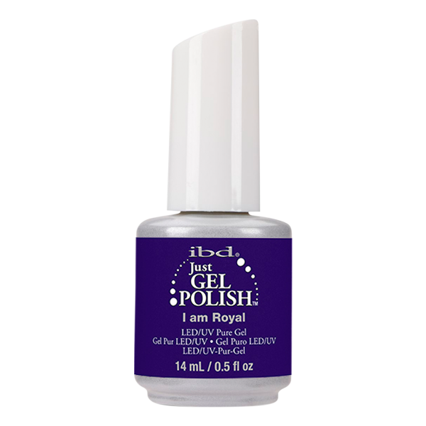 IBD - Just Gel Polish .5oz - I Am Royal