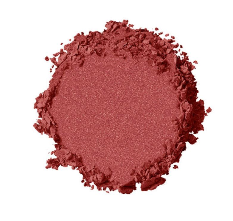 NYX - Hot Singles Eyeshadow - Bad Seed - Red With Gold Flecks