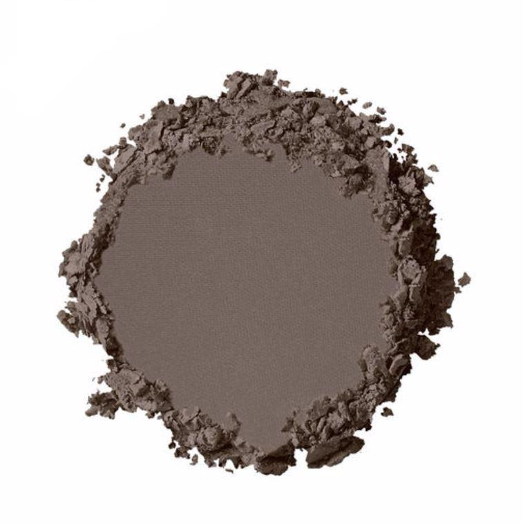 NYX - Hot Singles Eyeshadow - Over The Taupe - Satiny True Taupe