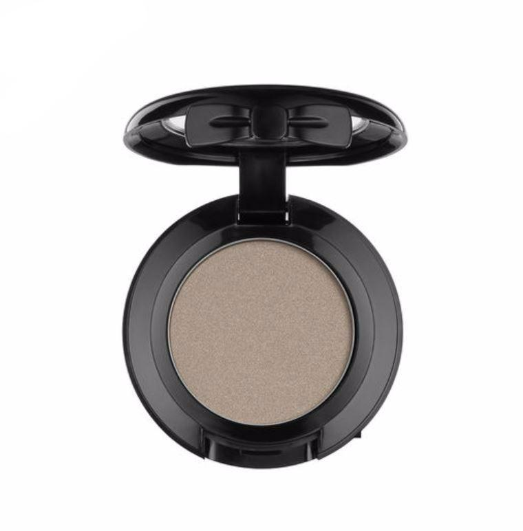 NYX - Hot Singles Eyeshadow - Chandelier - Cool Pearly Beige With Silver Flecks