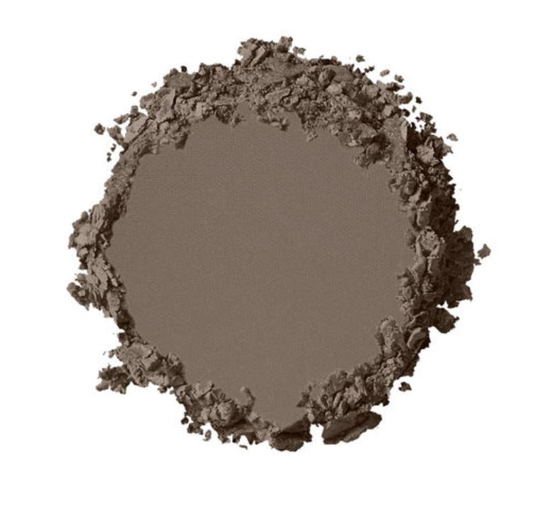 NYX - Hot Singles Eyeshadow - The Chaser - Matte Charcoal Brown