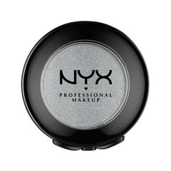 NYX - Hot Singles Eyeshadow - Bling - Silver Pearl