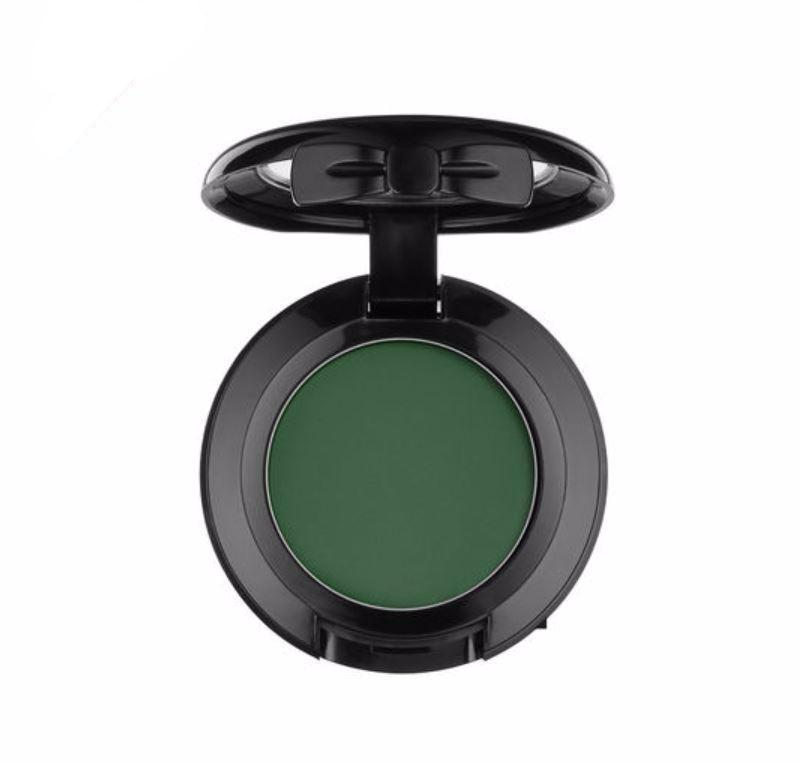 NYX - Hot Singles Eyeshadow - Kush - Dark Matte Green