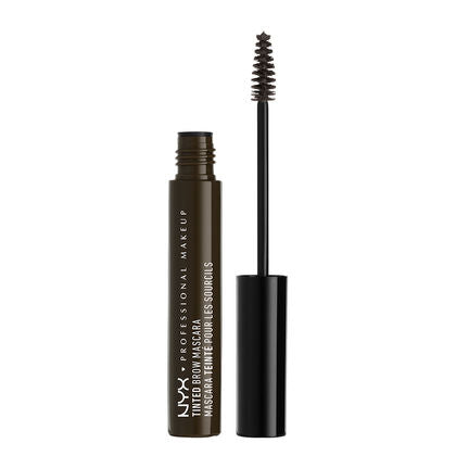 NYX - Tinted Brow Mascara - Black
