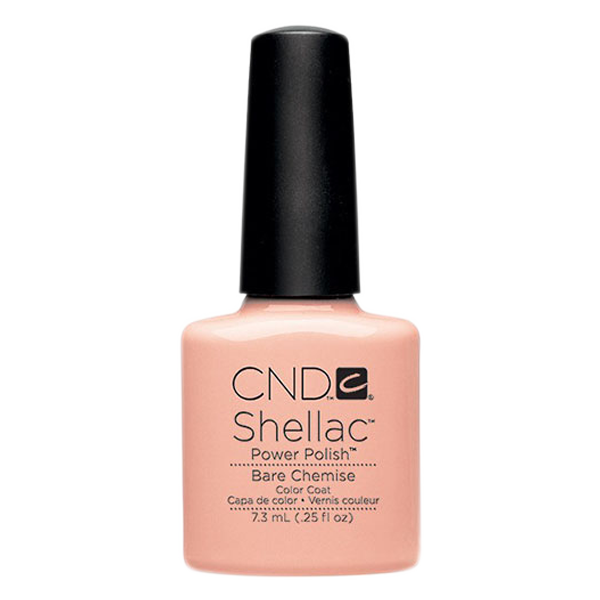 CND Shellac - Soak Off Gel .25 oz - Bare Chemise