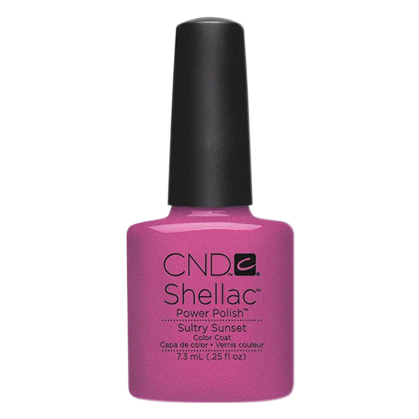 CND Shellac - Soak Off Gel .25 oz - Sultry Sunset