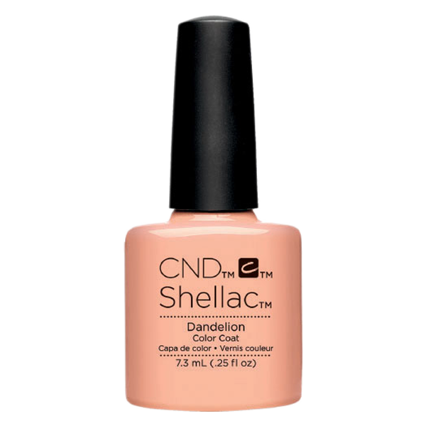 CND Shellac - Soak Off Gel .25 oz - Dandelion