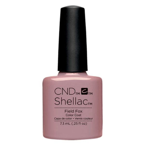 CND Shellac - Soak Off Gel .25 oz - Field Fox