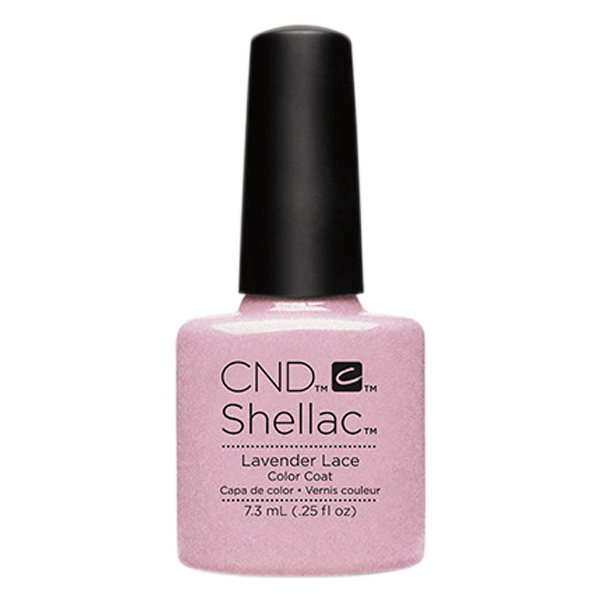 CND Shellac - Soak Off Gel .25 oz - Lavender Lace