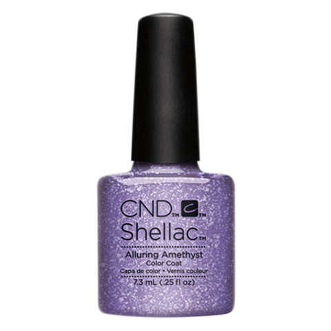 CND Shellac - Soak Off Gel .25 oz - Alluring Amythyst