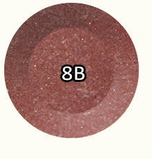 Chisel Nail Art - Dipping Powder - 8B - 2oz.