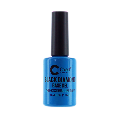 Chisel Black Diamond Base Gel, 0.4oz KK1214