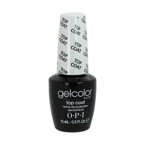 OPI Gel Colors System - Gelcolor Top Coat - GC 030