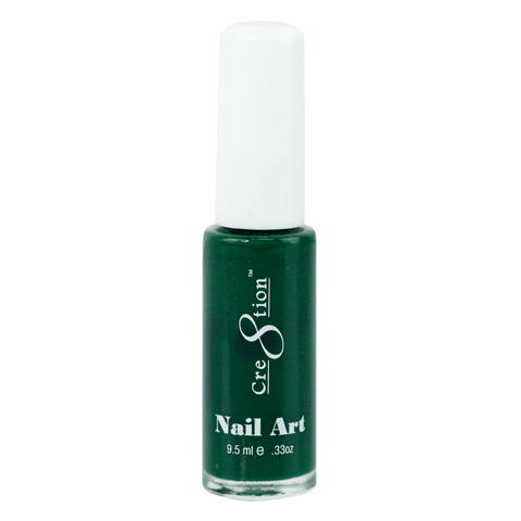 Cre8tion -  Nail Art Design Thin Detailer 09 - Christmas Green