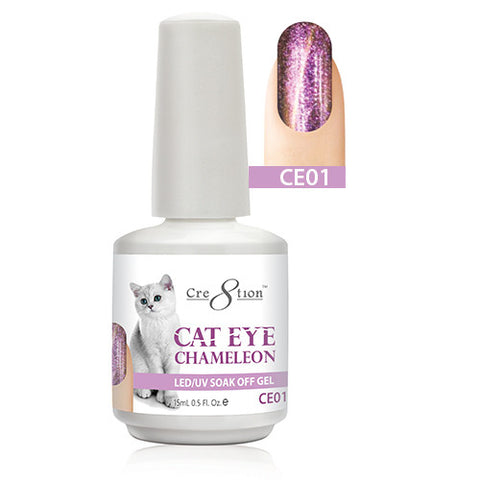 Cre8tion Cat Eye Chameleon .5 oz. 01