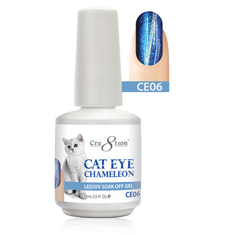 Cre8tion Cat Eye Chameleon .5 oz. 06