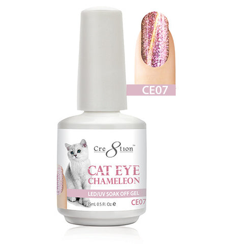 Cre8tion Cat Eye Chameleon .5 oz. 07