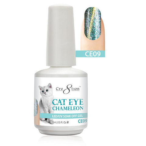 Cre8tion Cat Eye Chameleon .5 oz. 09