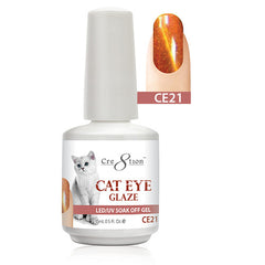 Cre8tion - Cat Eye Glaze Gel .5 oz. CE21