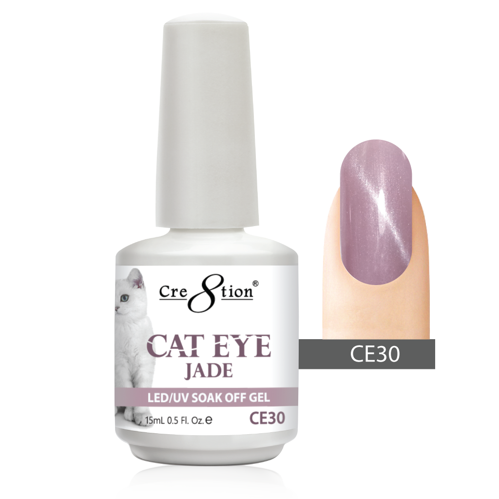 Cre8tion - Cat Eye Jade .5 oz. CE30